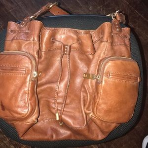 Leather Juicy Couture bag
